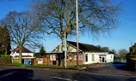 Little Aston Village Hall A4026